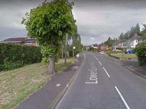 The crash happened on Lower Lickhill Street in Stourport in the early hours of Sunday, May 30 (Image by Google Street Map)