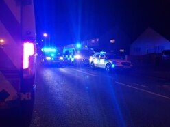 Man, 71, dies after crash in Hednesford