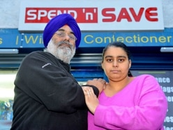 'I had to save the store': How 61-year-old shopkeeper fought off armed robber