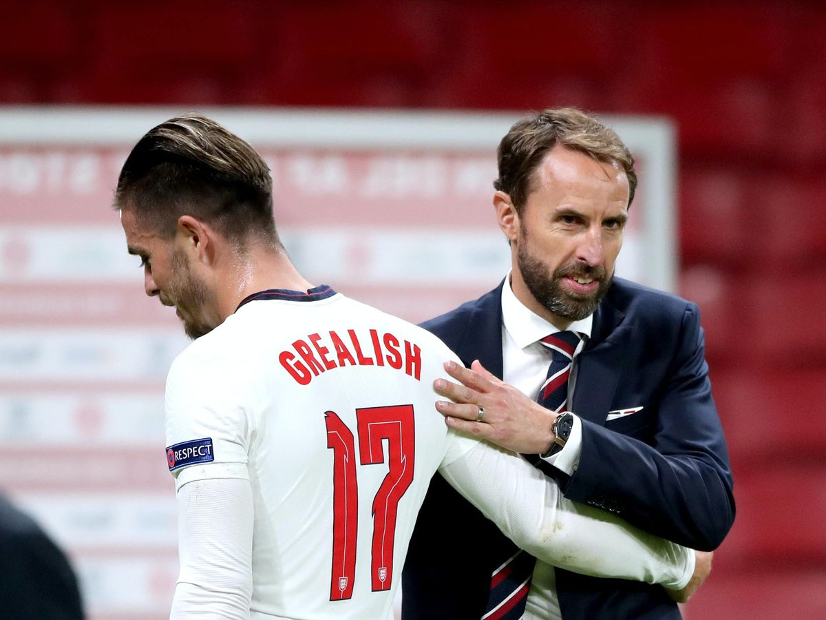 Gareth Southgate says England's players, including Jack Grealish, must realise the responsibility which comes with playing for the national team