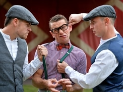 New circus show will be real blinder