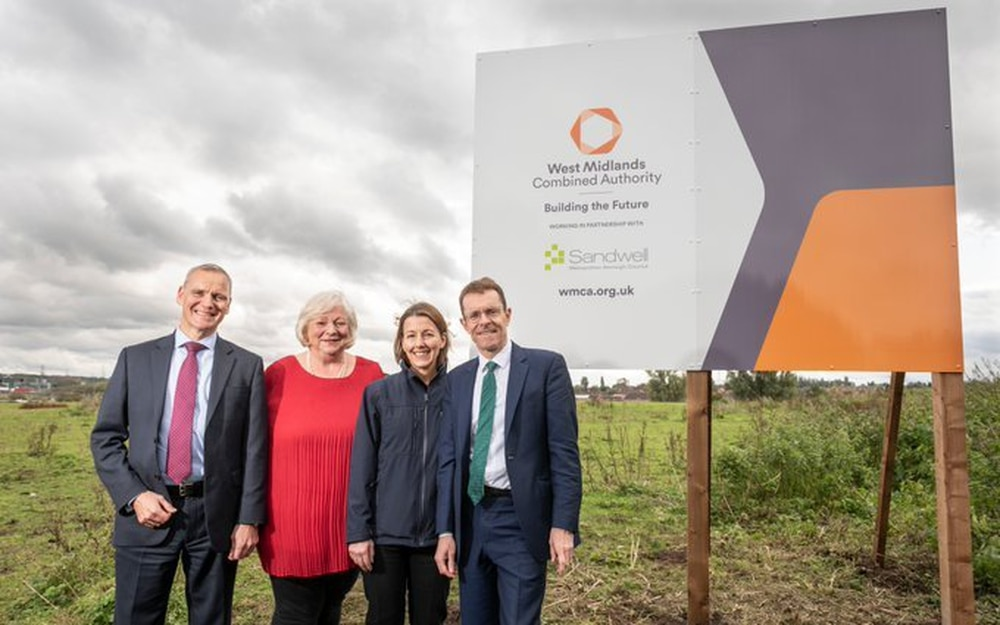 Former sewage works to be transformed by 750-home development