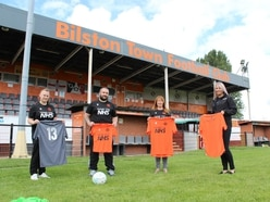 Healthcare company Paycare sponsor Bilston Town shirts for two years
