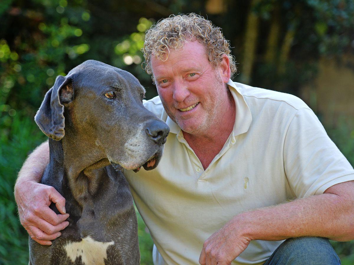 Martin Bamford describes Braga as loyal and loving