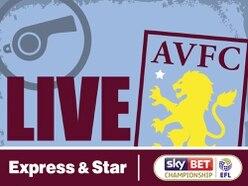 Reading 2 Aston Villa 1 - As it happened