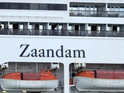 Coronavirus-hit cruise ship allowed through Panama Canal