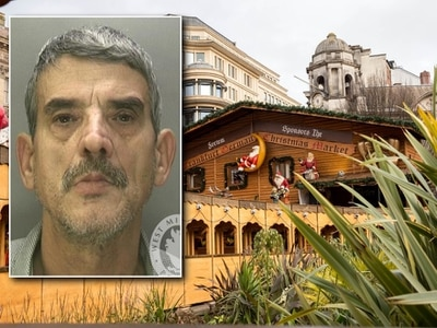 Romanian pickpocket jailed after targeting revellers at Birmingham's Christmas Market