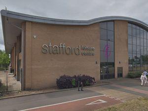 Stafford Leisure Centre. Photo: Google Maps