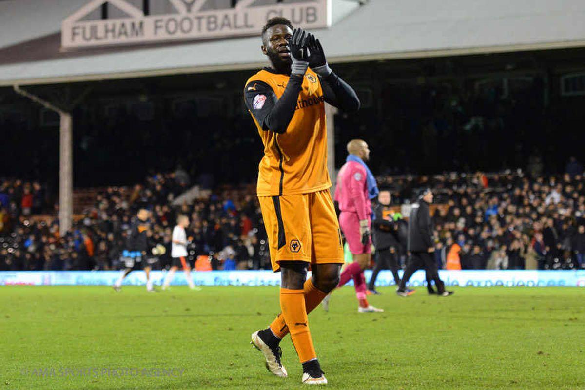 Bakary Sako focused on staying at Wolves