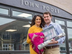 John Poole launches new showroom in Albrighton