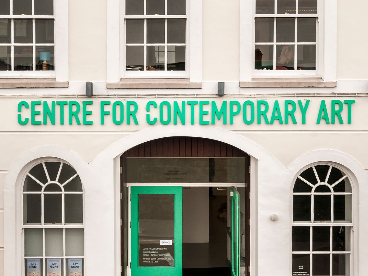 The Centre for Contemporary Art