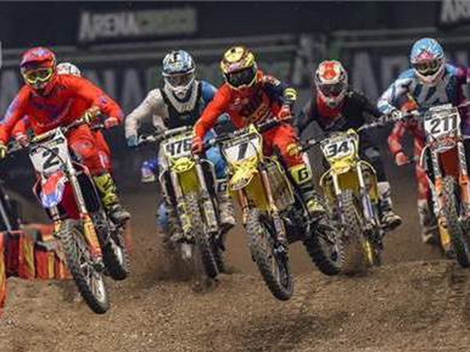 The Arenacross Tour 2018 coming to Birmingham
