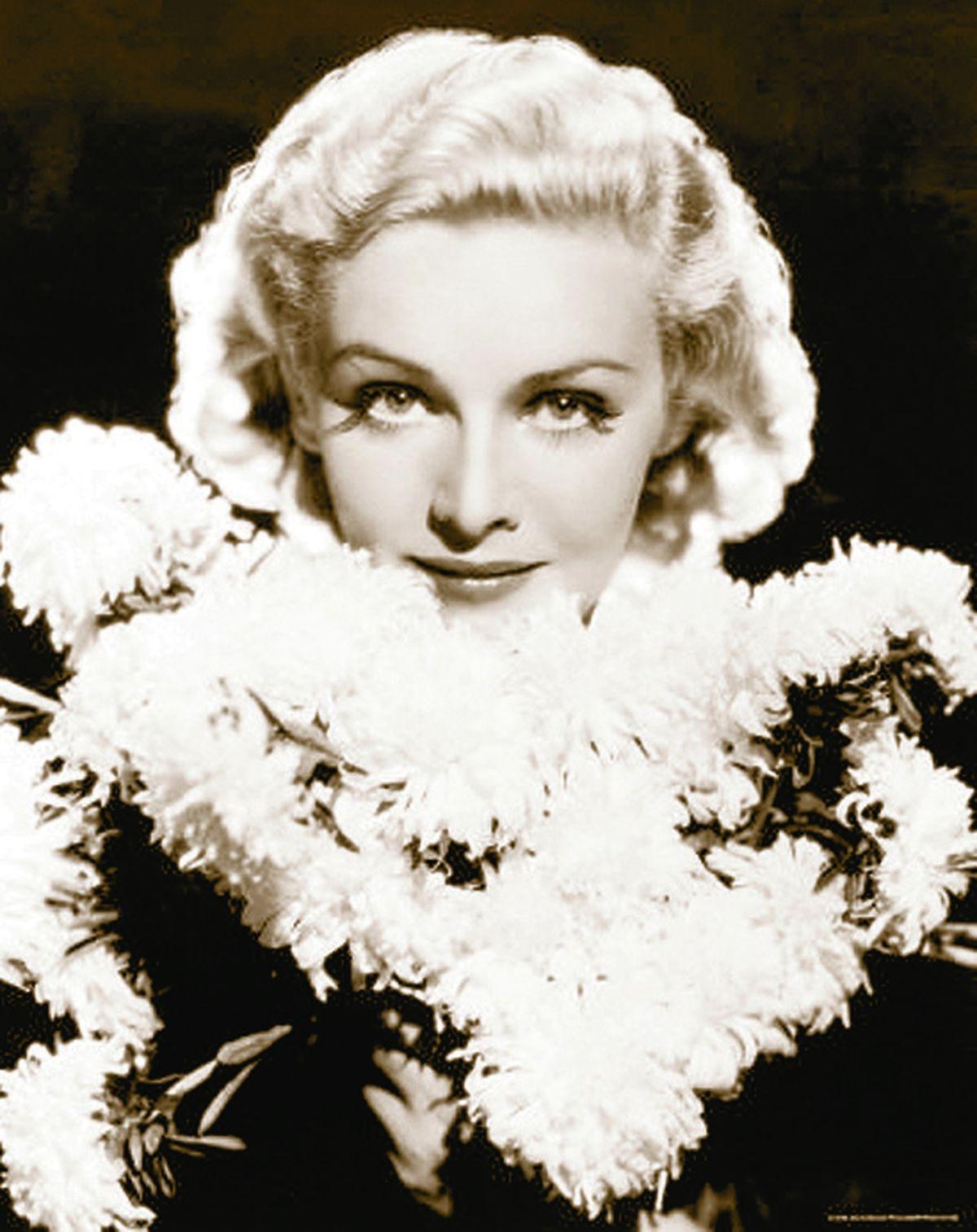 Hollywood legend Madeleine Carroll