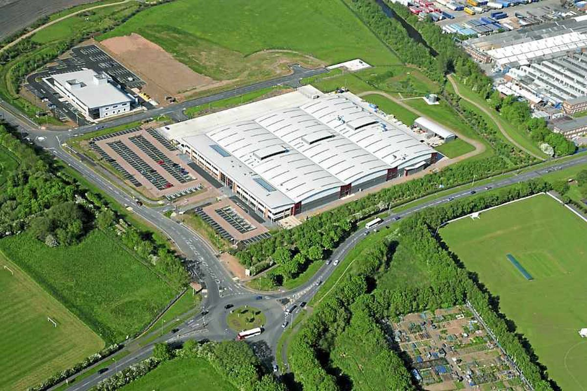 Moog factory opened at i54 in Wolverhampton
