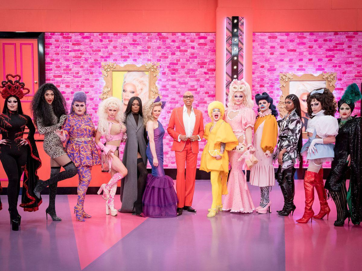 First queen sashays off RuPaul's Drag Race UK