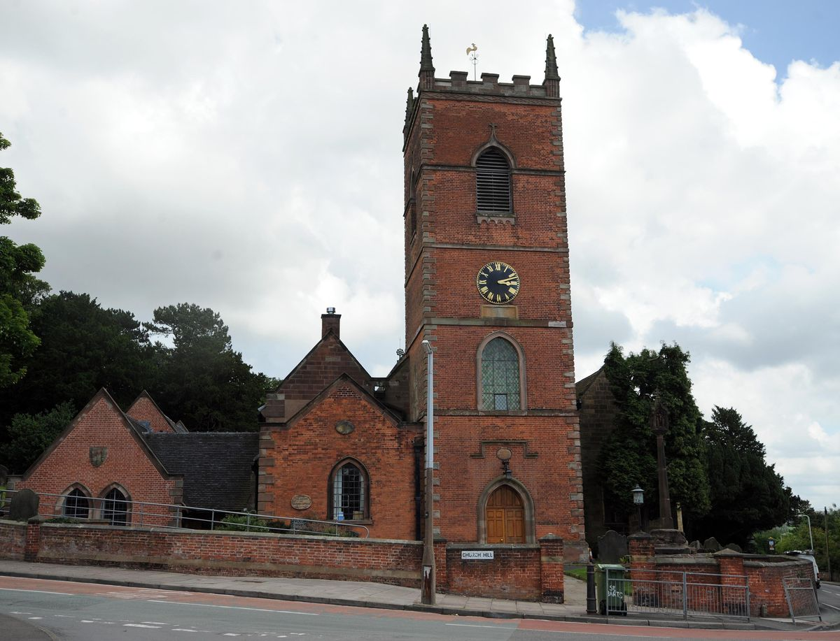 St Bart's Church, Penn, where two meetings are planned