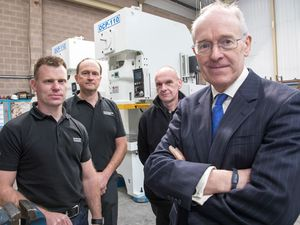 Management deal for Worcester Presses, as it celebrates record year of sales