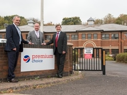 Insurance company brings £750,000 investment to city after Wolverhampton move