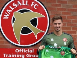Walsall complete loan deal for Southampton keeper Jack Rose