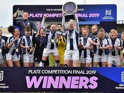 West Brom Women chasing the treble after lifting first trophy of the season