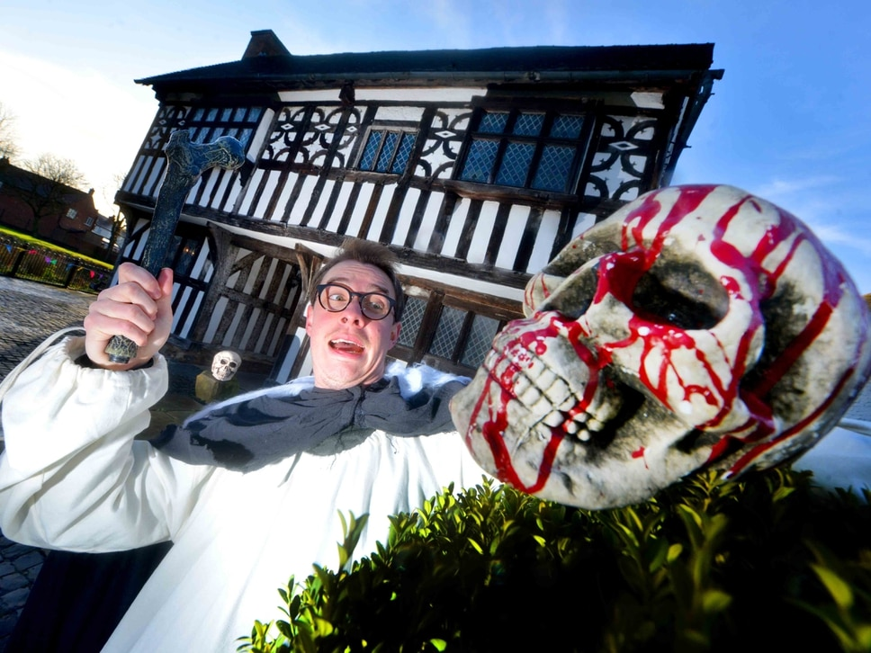 Chance to be supernatural sleuth at Manor House Museum