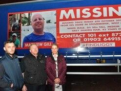 'Help us to find our Matthew' - Heartbroken family make fresh bid to trace missing Stourbridge man