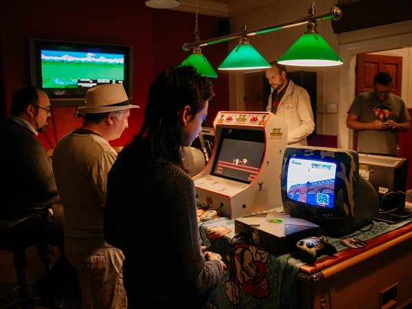 Retro games shine in spotlight at festival in Walsall