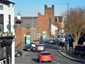 Owen Street was once a thriving thoroughfare but remains at the heart of Tipton