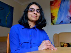 Gina Patel, from Wednesbury
