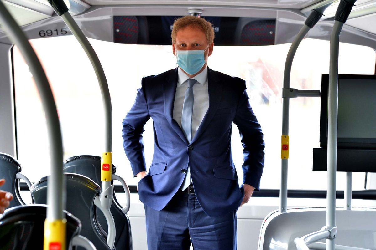 National Express West Midlands passengers will be expected to wear masks after July 19