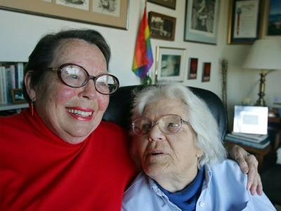 Civil rights pioneer and face of gay marriage dies at 95