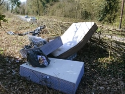Warning over fly-tipping 'epidemic' as 111 cases a week reported in Sandwell