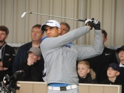 Aaron Rai among the leaders at KLM Open