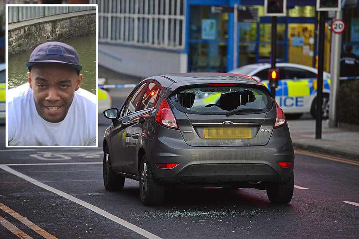 Carl Campbell murder: Two men in court over West Bromwich shooting