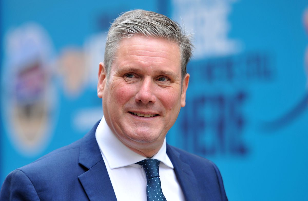 Labour leader Sir Kier Starmer is battling to make his party electable again