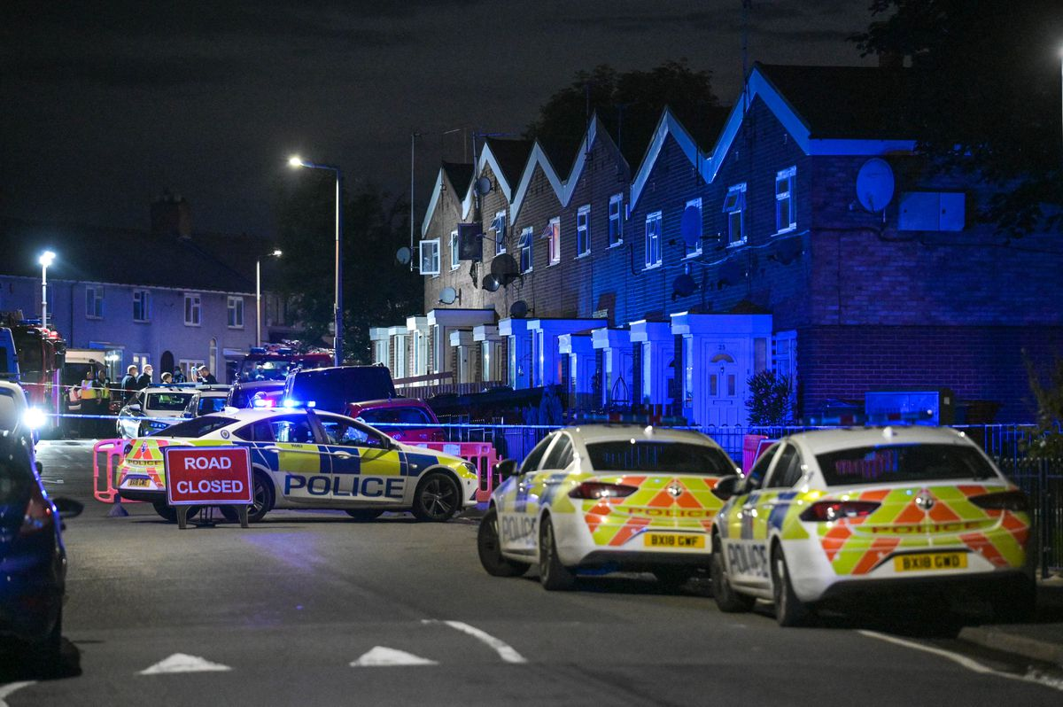 Emergency services descended on the scene. Photo: Snapper SK