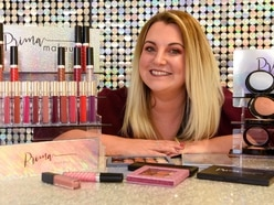 'I nearly died three times': Sepsis scare made woman launch successful cosmetics company