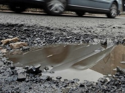Twenty per cent of local Walsall roads 'need major repairs'