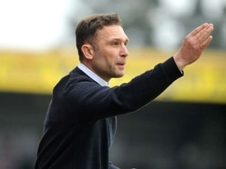 John Eustace: Draw a 'wake-up call' for Kidderminster Harriers