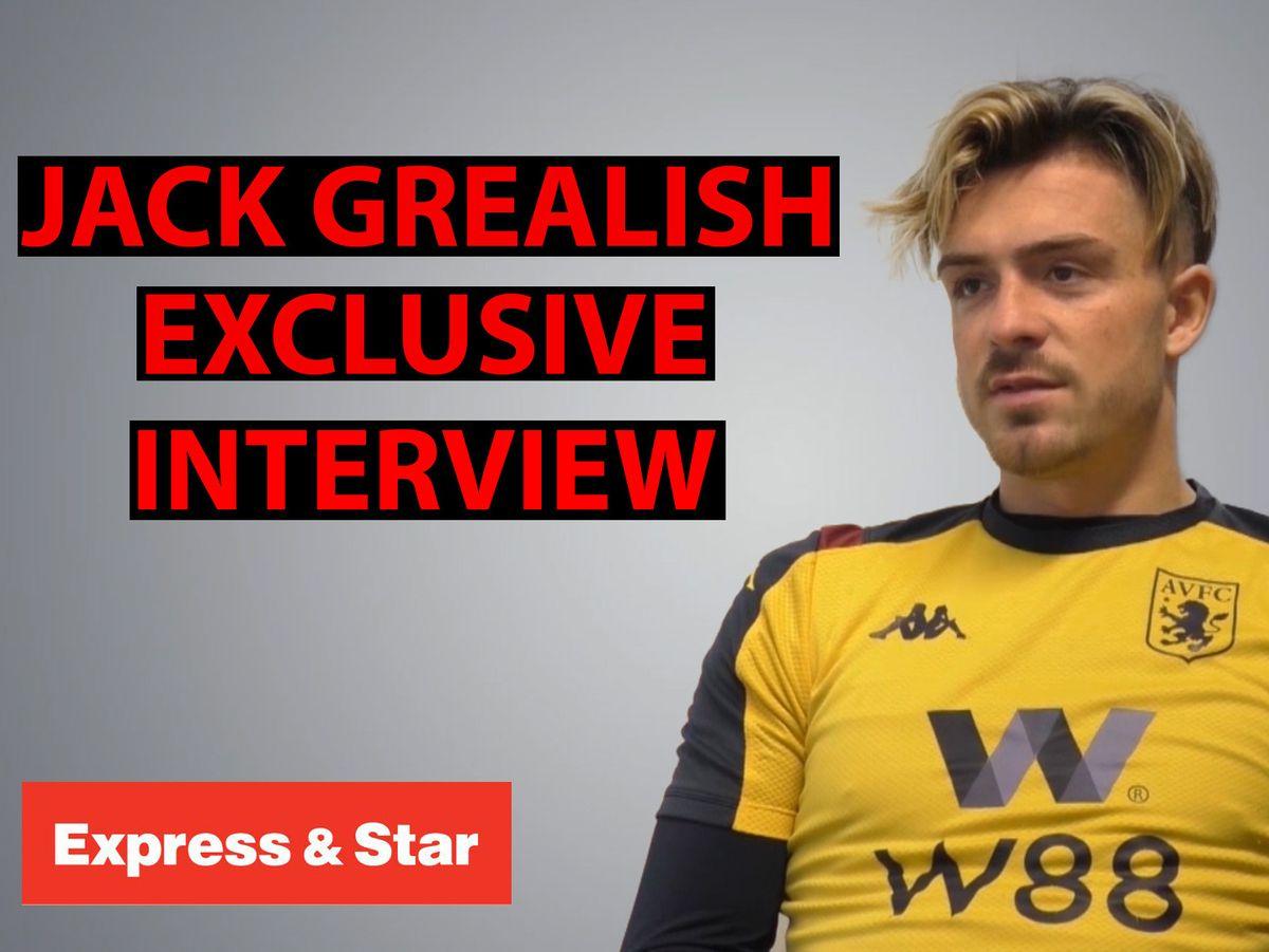 Exclusive Jack Grealish Interview