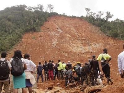 Sierra Leone prepares for mass funerals following mudslides