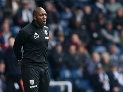 Darren Moore: Everyone involved with West Brom has rallied together