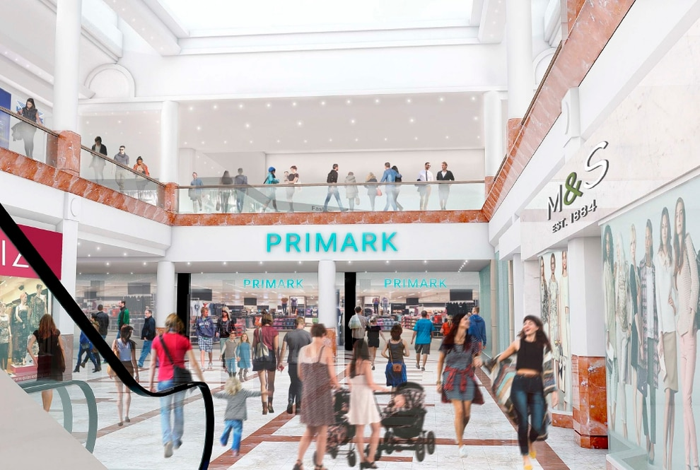 Revealed how expanded primark will look at dudley 39 s merry hill express star - Topman head office number ...