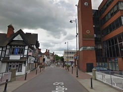 Woman's body found in Stafford town centre