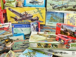 2,000 model aircraft kits that never launched going under hammer at Lichfield auction