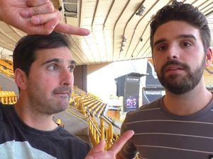 Nathan Judah and Joe Edwards