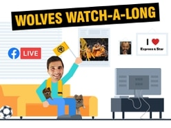 Aston Villa v Wolves watch-a-long with Nathan Judah - as it happened
