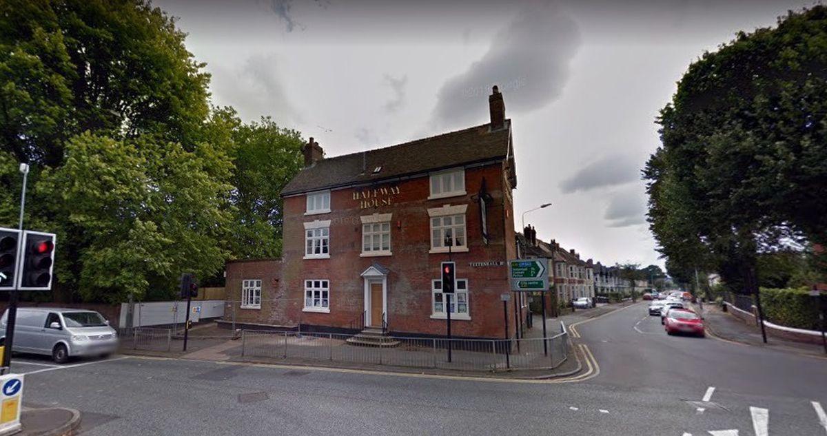 The Halfway House on Tettenhall Road, Wolverhampton. PIC: Google Street View
