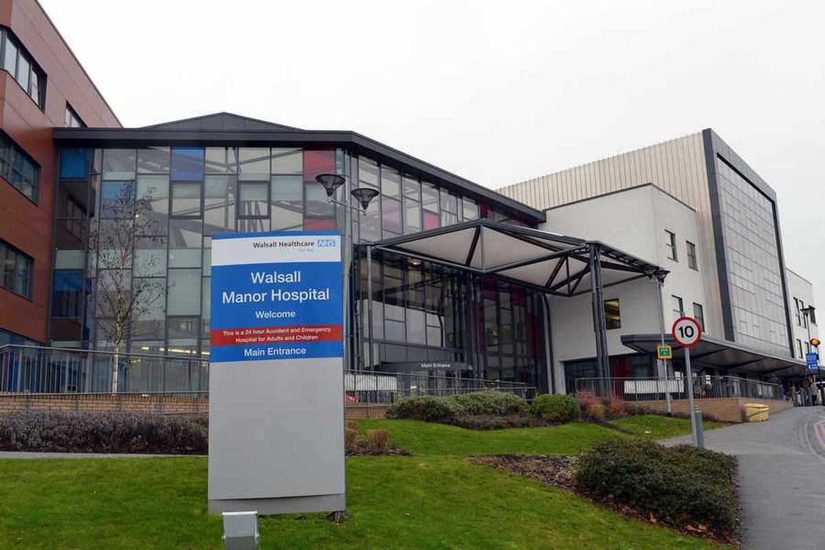 Majority of new nurses at Walsall Manor Hospital will be from Italy and Greece