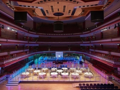 Birmingham's Symphony Hall is magnificent, why can't Wolverhampton build one instead of the Civic?